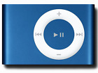 Apple iPod shuffle 2G (2nd Generation A1204,  1GB)   Year Release