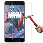 Premium OnePlus 7,6,5,5T,3,3T BallisticTempered Glass Screen Protector Clarity