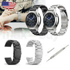 Stainless Steel Watch Strap Band Bracelet For Samsung Gear S3 Frontier/Classic image