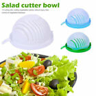New 60 Seconds Super Easy SPEED SALAD Maker QUICK CHOP SALAD BOWL Allurefy Hot