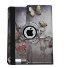iPad 2 3 4 Air Mini 9.7 Case - 360 Rotating Magnetic Leather Smart Cover Stand фото