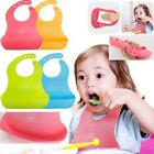 Ear Waterproof Cute Silicone Bibs for Babies  Toddlers by Panda Soft Unisex