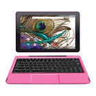 """RCA 10"""" 32G Android Tablet with Keyboard WiFi Touch Screen (1 Year Warranty)"""