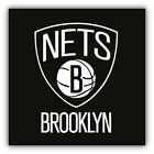 Brooklyn Nets NHL Combo Logo Car Bumper Sticker Decal - 3'' or 5'' on eBay