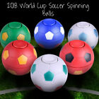 Soccer World Cup Spinning Soccer ball in team country colors toy