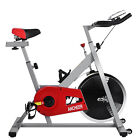 Stationary Exercise Bike Indoor Cycling Cardio Health Workout Fitness Home