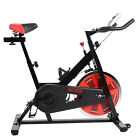 Stationary Exercise Bicycle Indoor Cycling Cardio Workout Fitness +Bottle Holder