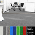 Event Carpet Runners Red Carpet Hard Wearing Cord Show Exhibition Marquee Floor