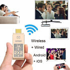 Wireless wifi Display Dongle Video Adapter For Lightning iOS Android To HDMI TV