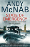 MCNAB,ANDY-STATE OF EMERGENCY (B)  (UK IMPORT)  BOOK NEW