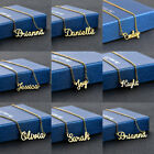 Kyпить Stainless Steel Lettering Letters Pendant Chain Name Necklace Gold Jewelry Gift на еВаy.соm