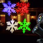 C281BAA Magic Xmas LED Lamps Project LED Spot Light Christmas Laser Lawn Party