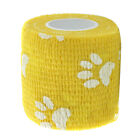 4.5M Long Cat Dog Pet Non-woven Cohesive Bandage Gauze Tape Medical Care Wrap