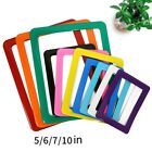 Colorful Photo Frame Strong Magnetic Picture Frame Refrigerator 5/6/7 Inch