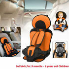 Внешний вид - Portable Safety Baby Car Seat Infant Convertible Booster 1-5 Years Child Chair