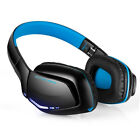 Foldable Bluetooth Headphones Wireless Stereo Headset with Mic Handsfree Call