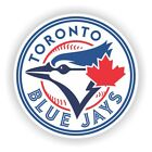 Toronto Blue Jays Round Decal / Sticker Die cut
