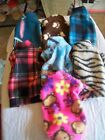 XX Small  Dog or Cat Fleece Sweaters   Hand made  Unisex