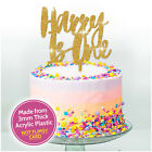 1st Birthday Cake Topper CAKE SMASH Party Custom PERSONALISED with ANY AGE NAME