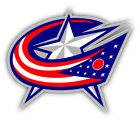 Columbus Blue Jackets NHL Hockey Symbol  Car Bumper Sticker - 9'', 12'' or 14'' $13.99 USD on eBay
