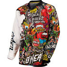 O'Neal Mayhem Crank motocross dirt bike MX MTB BMX off-road gear Jersey