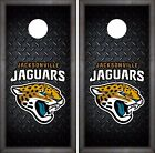 Jacksonville Jaguars Cornhole Skin Wrap NFL Football Metallic Design Vinyl DR35 on eBay