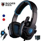 Gaming Headset 7.1 Surround Usb Headphone With Microphone Noise Mic For Computer