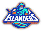 New York Islanders NHL Hockey Combo Logo Car Bumper Sticker  - 3'', 5'' or 6'' $3.50 USD on eBay