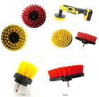 Useful Drill Brush Power Scrubber Cleaning Floor Tile Car Grout Tub Cleaner 5E7C