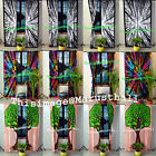 Indian Tree Of Life Curtains Window Jaipur Print Tulle Voile Boho Design Curtain