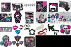 Monster High Birthday Party Decorations, Table Wear Children BBQ Summer