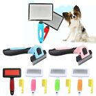 Pet Comb Dog Cat Brush Grooming Hair Clipper Tools Hair Remover Cleaning MB
