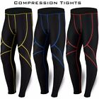 DBXGear Mens Compression Tights Base Layer Skin Fit Leggings
