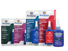 Permatex products high temp tight locking,large diameter red,blue threadlockers