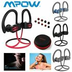 Mpow Wireless Bluetooth Headset Headphones Sport Sweatproof