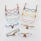 Round Frame Clear Lens Eyewear Glasses for 12'' Blythe Dolls Accessory new