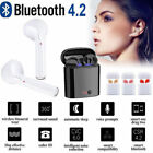 Tws Bluetooth Earphone with Charging Box Wireless Stereo Headset Music Earbuds