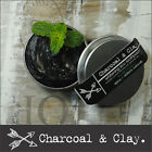 2 X 45g Charcoal Toothpaste. ORGANIC INGREDIENTS  3 FLAVOURS 100% NATURAL
