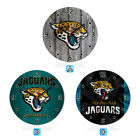 Jacksonville Jaguars Football Wall Clock Home Office Room Decor Gift on eBay