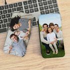 PERSONALISED CUSTOM PHONE CASE COVER FOR IPHONE ANY PHOTO PRINTED LEATHER FLIP