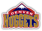 Denver Nuggets NBA Basketball Combo  Car Bumper Sticker Decal - 3'', 5'' or 6'' on eBay