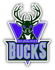 Milwaukee Bucks NBA Basketball  Car Bumper Sticker Decal - 3'', 5'' or 6'' on eBay