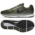 Nike Air Zoom Pegasus 34 880555-302 Sequoia/Black/Dark Stucco Men Running Shoes