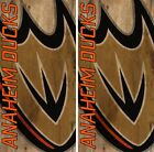 Anaheim Ducks Cornhole Skin Wrap NHL Hockey Vintage Design Vinyl Decal DR89 $59.99 USD on eBay