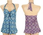 $121~Fit 4 U Hips Bandana Flip Swim Dress ONLY~Briefs NOT INCLUDED~A231119