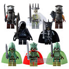 Lord Of The Rings Hobbit Mini Figures Orcs Aragorn Lego Las Sauron Cave Troll