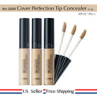 Внешний вид - The Saem Cover Perfection Tip Concealer 6.5g + Free Random Sample [ US Seller ]