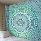 Mandala Tapestry Indian Wall Hanging Bohemian Hippie Twin Bedspread Throw Decor