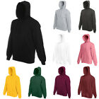 Men Women Sweatshirt Hoodie Pullover Hoody Cotton Plain Desi