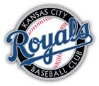 Kansas City Royals MLB Baseball Round  Logo Car Bumper Sticker- 9'',12'' or 14'' on Ebay